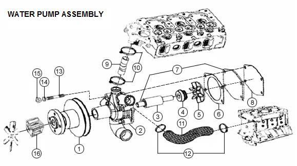 srj  simpson engine spares  simpson engine parts for